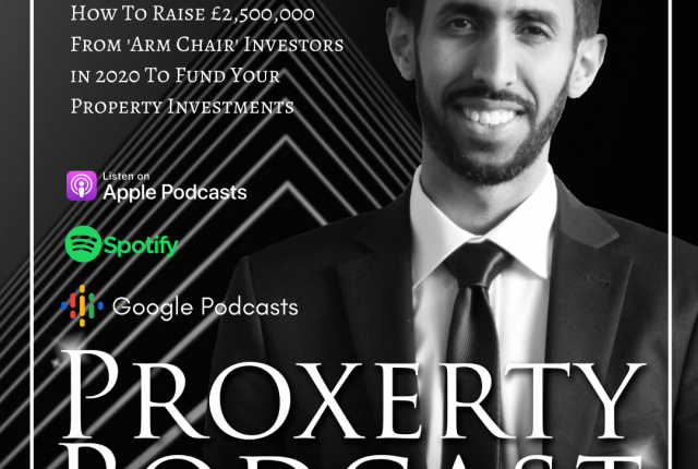 Proxerty Podcast with Tim Matcham